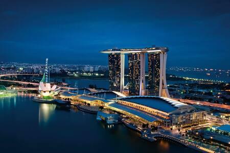 Marina Bay, tallest residence in SG