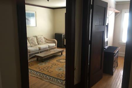 Arts & Crafts special - Apartamento