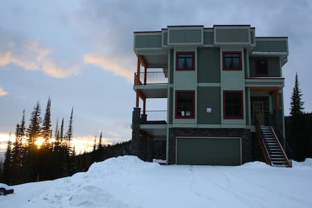 Snow Ridge 01 Vacation Rental - Huis