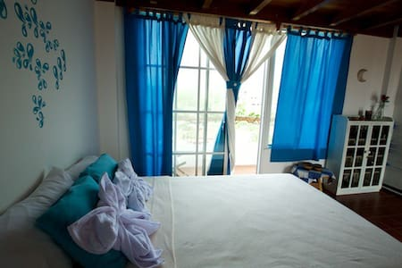 "Cozy Galapagos ""Encantadas"" Blue - Appartement"