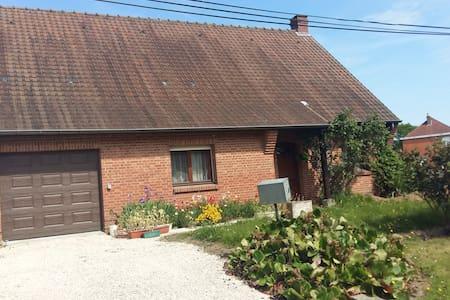 Logement calme et reposant - Ennetières-en-Weppes - House