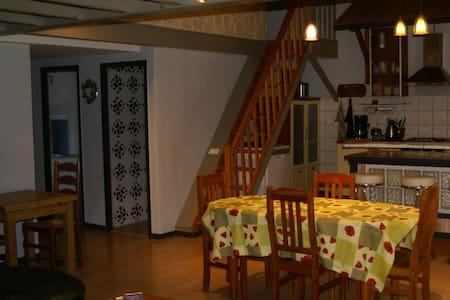 maison de village - Montpezat - Huis