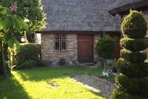 """Urlaub im """"Stall"""" - mitten auf Rügen"""