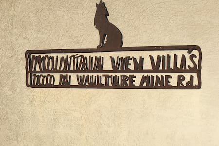 Mountain view villas - Társasház
