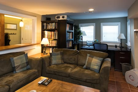Luxury meets Comfort in Shaw 1 BR - Washington - Apartment
