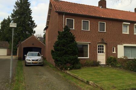 Oisterwijk's House - Oisterwijk - Ház