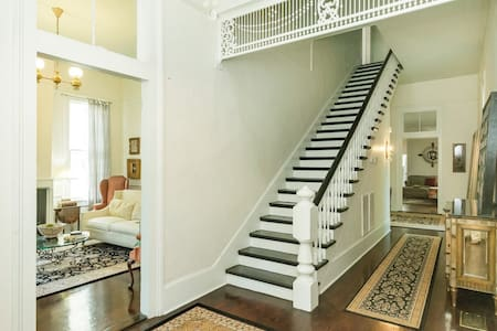 True Southern Living in Historic Oakleigh - House