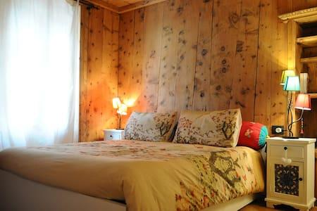 Deliziosa casetta in Bormio Centro - Lägenhet