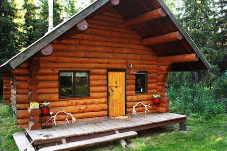 Paradise Log Cabin - Blockhütte