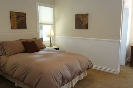 Downtown Truckee Master Suite - 층 전체