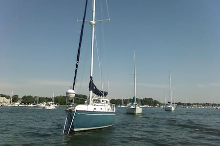 Cape Cod Sailing Paradise - Marion - Boot