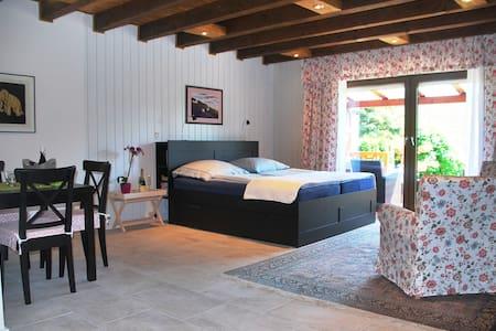 Charming Studio Apartment - Hus