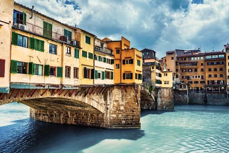 Ponte Vecchio - Old Bridge - Firenze - Apartment