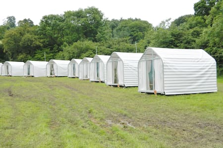 Edinburgh Festival Glamping village - Large Pod - Ingliston - Cottage