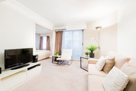 Beauty Bordering Darling Harbour - Sydney - Apartment