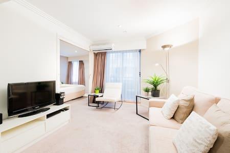 Beauty Bordering Darling Harbour - Sydney - Appartamento