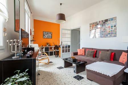 chambre chez l'habitant Antigone - Montpellier - Appartement