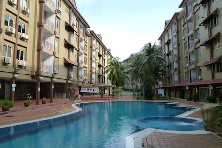 Kemang Indah - 1, Port Dickson - Lägenhet