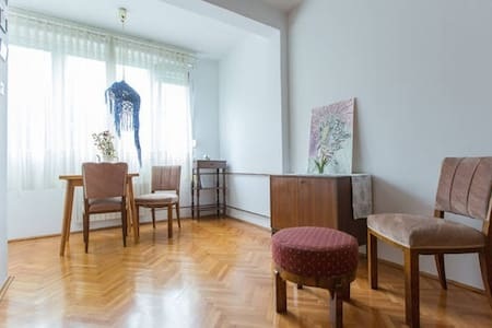 One person cozy room - Zagreb Central Bus Station - Zagreb - Wohnung