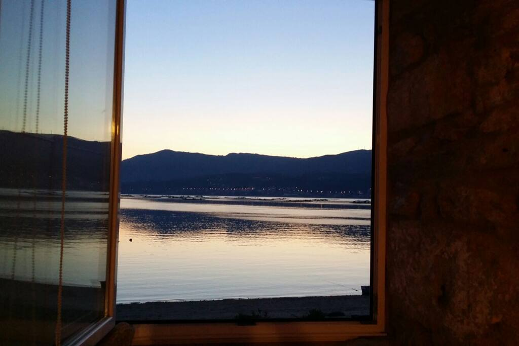 Vistas ventana salón