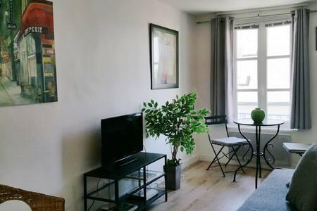 Duplex avec chambre mansardée entièrement rénové - Saint-Germain-en-Laye