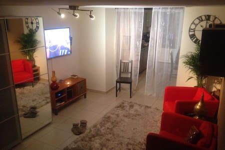 Cosy studio in Brussel center - Leilighet