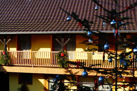 Gite familial au cœur du vignoble - Sigolsheim