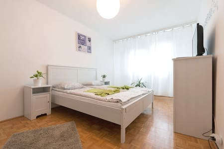 Downtown only 15 minutes- sunny flat,air-condition - Budapest - Apartment