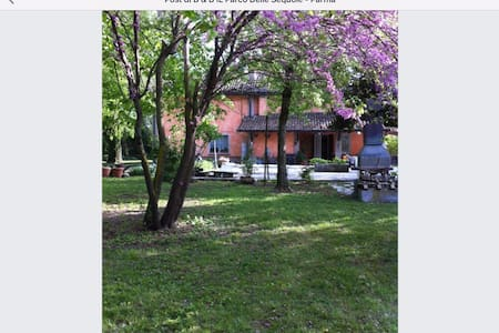 Atmosfera SALVIA in magico parco - Bed & Breakfast