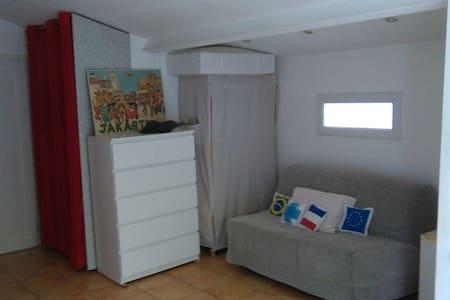 Chambre indépendante au sein d'une villa au calme - Marseille - Villa