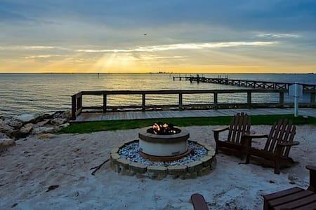 Luxury Waterfront-Gulf Access Home!! - Ruskin - Sorház