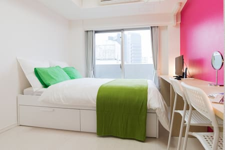 Center of Shibuya! 5 min from sta. - Apartment