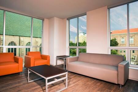 cozy room in the heart of UW-campus