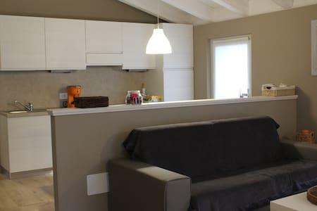 mansarda luminosa e accogliente - Apartment