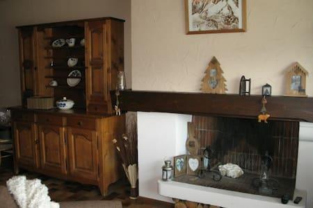 appartement 6 personnes - Saint-Gervais-les-Bains - Wohnung