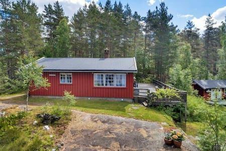 "Real Norwegian charming ""hytte"" - Evje Evje"