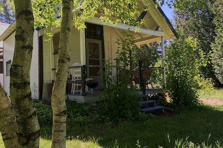 Historic Adirondack Cottage: Culture and Adventure - Bungalow
