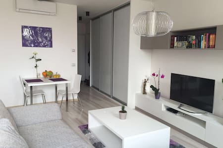 Modern studio in historic city center - Appartement