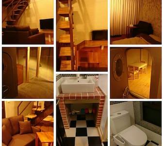 宜蘭田園三層式兩棟雙拼獨立屋 - Haus