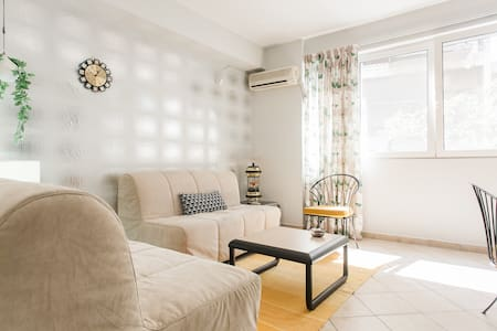 Urban retro apartment in the heart of Athens - Athina - Appartement