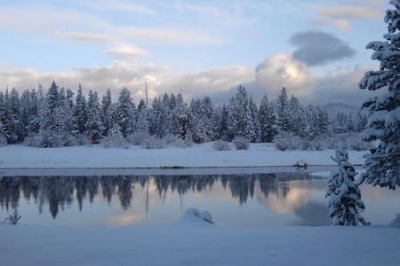 Riverfront on Deschutes River/Winter Sports Escape - Sunriver - Διαμέρισμα