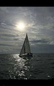 Romantic Sailboat in Greenport, NY - Greenport - Boat