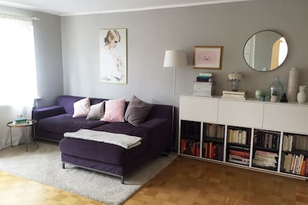 Nice Flat with 2 Bedrooms - Munich - Appartement