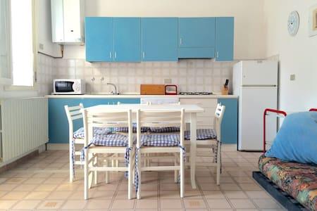 L'appartamento azzurro - House