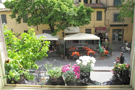 In Old Town near Piazza Napoleone - Lucca - Apartment
