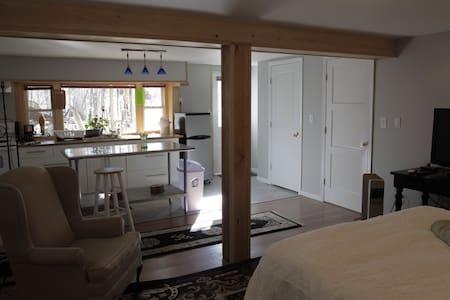 Maverick House Studio-full kitchen - 伍德斯托克 - 公寓
