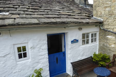 Cosy Three Peaks Dales Cottage with Wi-Fi - Casa