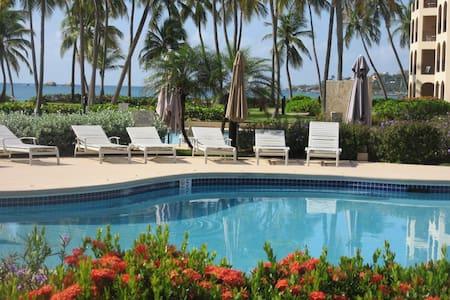 Prime Beachfront, Ocean View Villa, Palmas Del Mar (CB269) - Vila