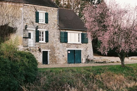 La maison de l'Ourcq - Bed & Breakfast