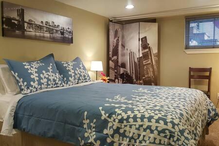 The New York Room - Ház